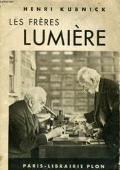 Les Freres Lumiere - Couverture - Format classique