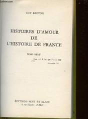 Histoires D'Amour De L'Histoire De France - Tome 9 - Couverture - Format classique
