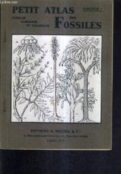 Petit Atlas Des Fossiles - Fascicule 1 : Fossiles Primaires Et Triasiques / 2e Edition. - Couverture - Format classique