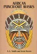 African Punch-Out Masks - Couverture - Format classique