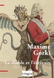Le diable et l'écrivain - Couverture - Format classique