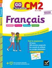 Chouette entraînement ; français ; CM2 - Couverture - Format classique