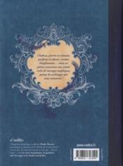 Mon agenda des anges ; bienfaits et protection (édition 2020) - 4ème de couverture - Format classique