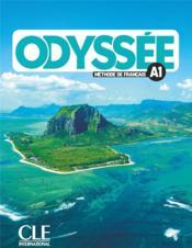 Odyssee - niveau a1 - eleve + dvd rom - Couverture - Format classique