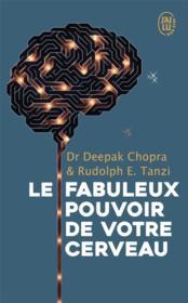 Les fabuleux pouvoirs de votre cerveau - Couverture - Format classique
