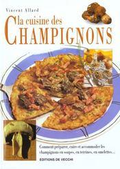 La Cuisine Des Champignons - Intérieur - Format classique