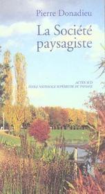 La Societe Paysagiste - Intérieur - Format classique