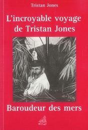 L'incroyable voyage de tristan jones, baroudeur des mers - Intérieur - Format classique