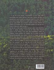 Guetteur de vie, splendeurs d'aubrac - 4ème de couverture - Format classique