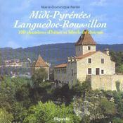 Midi-Pyrénées, Languedoc-Roussillon. 100 chambres d'hôtes et hôtels de charme - Intérieur - Format classique