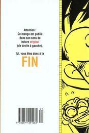Detective Conan T1 - 4ème de couverture - Format classique