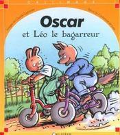 Oscar et leo le bagarreur - Intérieur - Format classique