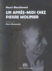 Un apres-midi chez Pierre Molinier - Intérieur - Format classique