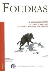 Foudras ; le bonhomme Maurevert - Couverture - Format classique