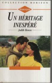Un héritage inespéré - Couverture - Format classique