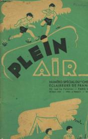 Plein Air N°194 - Couverture - Format classique