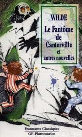 Fantome de canterville - le millionnaire modele - le geant egoiste (le) - Couverture - Format classique