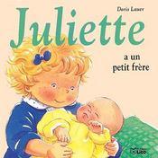 Juliette a un petit frère - Intérieur - Format classique