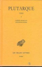 Vies paralleles t.1 - Couverture - Format classique