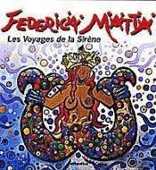 Federica Matta Les Voyages De La Sirene - Couverture - Format classique