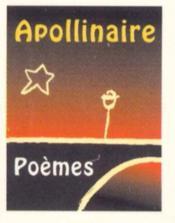 Poèmes ; le pont Mirabeau et autres poèmes - Couverture - Format classique
