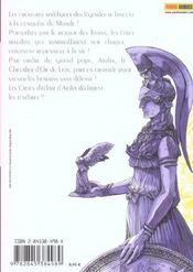 Saint seiya g t.5 - 4ème de couverture - Format classique