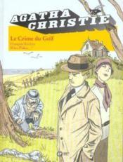 Agatha Christie t.7 ; le crime du golf - Couverture - Format classique