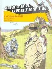 Agatha Christie t.7 ; le crime du golf - Intérieur - Format classique