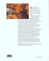 Maison bois la - 4ème de couverture - Format classique