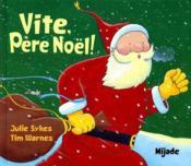 Vite Père Noël - Couverture - Format classique