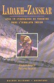 Ladakh-Zanskar (10e édition) - Intérieur - Format classique