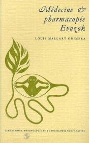 Medecine et pharmacopee evuzok - Couverture - Format classique