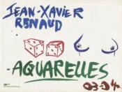 Aquarelles - Couverture - Format classique