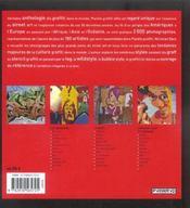 Planete Graffiti - 4ème de couverture - Format classique