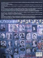 La peinture lettriste - 4ème de couverture - Format classique