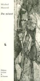 Du neant - Couverture - Format classique