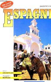 Insider'S Espagne - Couverture - Format classique