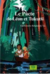 Le pacte de Léon et Tukutsi - Couverture - Format classique