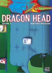 Dragon head t.9 - Couverture - Format classique