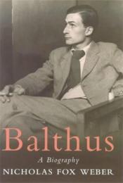 Balthus Biography /Anglais - Couverture - Format classique