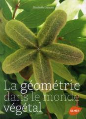 La géometrie dans le monde végétal - Couverture - Format classique