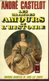 Les Grandes Amours De L'Histoire - Couverture - Format classique