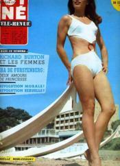 Cine Revue Tele-Revue - 46e Annee - N° 29 - L'Ombre D'Un Geant - Couverture - Format classique