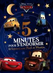 5 minutes pour s'endormir ; Cars ; 12 histoires avec Flash et Martin - Couverture - Format classique