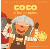 Coco et les pompiers - Couverture - Format classique
