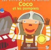 Coco et les pompiers - Intérieur - Format classique