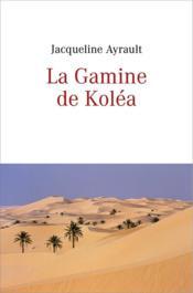 La gamine de Koléa - Couverture - Format classique
