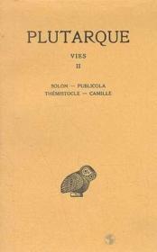 Vies paralleles t.2 - Couverture - Format classique