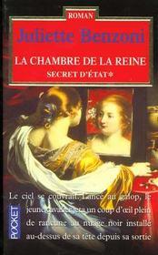 La chambre de la reine - tome 1 - Intérieur - Format classique