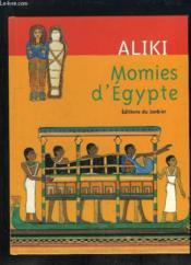 Momies D'Egypte - Couverture - Format classique